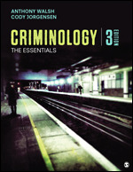 Solution Manual (Complete Download) Criminology The Essentials 3rd Edition By Anthony Walsh, Cody Jorgensen ISBN: 9781506359717, ISBN: 9781544341651 Instantly Downloadable Solution Manual