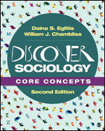 Solution Manual (Complete Download) Discover Sociology: Core Concepts 2nd Edition By Daina S. Eglitis, William J. Chambliss ISBN: 9781071802298, ISBN: 9781544372327 Instantly Downloadable Solution Manual