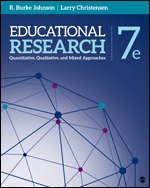 Solution Manual (Complete Download) Educational Research Quantitative, Qualitative, and Mixed Approaches 7th Edition By Larry Christensen, R. Burke Johnson ISBN: 9781544337838 Instantly Downloadable Solution Manual