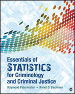 Solution Manual (Complete Download) Essentials of Statistics for Criminology and Criminal Justice By Raymond Paternoster, Ronet D. Bachman ISBN: 9781506365473, ISBN: 9781506385051 Instantly Downloadable Solution Manual