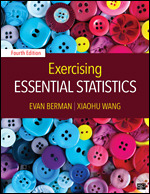 Solution Manual (Complete Download) Exercising Essential Statistics 4th Edition By Evan Berman, Xiaohu Wang ISBN: 9781506373669 Instantly Downloadable Solution Manual