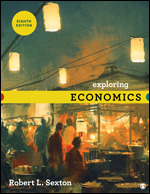 Solution Manual (Complete Download) Exploring Economics 8th Edition By Robert L. Sexton ISBN: 9781544336329 Instantly Downloadable Solution Manual