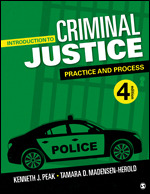 Solution Manual (Complete Download) Introduction to Criminal Justice Practice and Process 4th Edition By Kenneth J. Peak, Tamara D. Madensen-Herold ISBN: 9781071802533, ISBN: 9781071802922 Instantly Downloadable Solution Manual