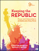 Solution Manual (Complete Download) Keeping the Republic Power and Citizenship in American Politics 9th Edition By Christine Barbour, Gerald C. Wright ISBN: 9781544326016, ISBN: 9781544326030 Instantly Downloadable Solution Manual