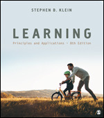 Solution Manual (Complete Download) Learning Principles and Applications 8th Edition By Stephen B. Klein ISBN: 9781544323664 Instantly Downloadable Solution Manual