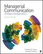 Solution Manual (Complete Download) Managerial Communication Strategies and Applications 7th Edition By Geraldine E. Hynes, Jennifer R. Veltsos ISBN: 9781506365121 Instantly Downloadable Solution Manual