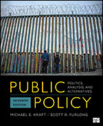 Test Bank (Complete Download) for Public Policy Politics, Analysis, and Alternatives 7th Edition By Michael E. Kraft, Scott R. Furlong, ISBN: 9781544374611 Instantly Downloadable Test Bank