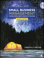 Solution Manual (Complete Download) Small Business Management Creating a Sustainable Competitive Advantage 7th Edition By Timothy S. Hatten ISBN: 9781544330860 Instantly Downloadable Solution Manual