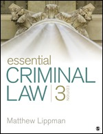 Solution Manual (Complete Download) Essential Criminal Law 3rd Edition By Matthew Lippman ISBN: 9781544355986 Instantly Downloadable Solution Manual