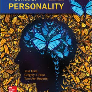 Test Bank (Complete Download) For Theories of Personality 9th Edition By Jess Feist,Gregory Feist,Tomi-Ann Roberts ,ISBN10: 0077861922 Instantly Downloadable Test Bank