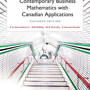 Solution Manual For Contemporary Business Mathematics with Canadian Applications 11th Canadian Edition By brunner