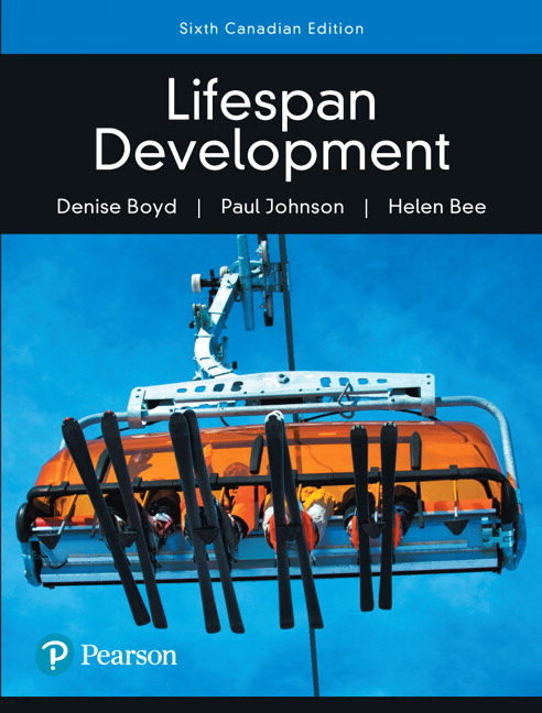 Solution Manual For Lifespan Development, 6th Canadian Edition By Boyd