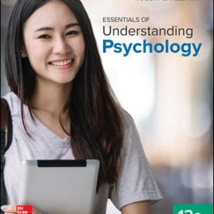 Test Bank (Complete Download) For Essentials of Understanding Psychology 13th Edition By Robert Feldman, ISBN10: 1259922723 Instantly Downloadable Test Bank