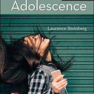 Solution Manual (Complete Download) For Adolescence 12th Edition By Laurence Steinberg,ISBN10: 1260058891 Instantly Downloadable Solution Manual