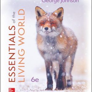 Test Bank (Complete Download) For Essentials Of The Living World 6th Edition by Johnson ISBN: 9781260219234 Instantly Downloadable Test Bank