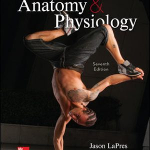 Test Bank (Complete Download) for Essentials Of Anatomy And Physiology 7th Edition by Lapres ISBN: 9781260400984 Instantly Downloadable Test Bank