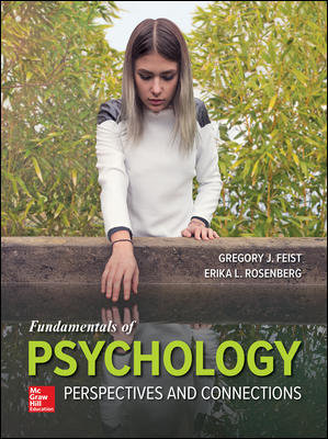Solution Manual (Complete Download) For Fundamentals of Psychology: Perspectives and Connections 1st Edition By Gregory Feist, Erika Rosenberg,ISBN10: 1260500225 Instantly Downloadable Solution Manual