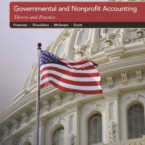 Solution Manual (Complete Download) for Governmental and Nonprofit Accounting, 11th Edition By Robert J. Freeman,Craig D. Shoulders,Dwayne N. McSwain, Robert B. Scott,ISBN-13:9780133800036 Instantly Downloadable Solution Manual