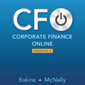 Solution Manual (Complete Download) for Revel for Corporate Finance Online — Access Card, 2nd Edition By Stanley Eakins,William McNally,ISBN-139780134132075 Instantly Downloadable Solution Manual