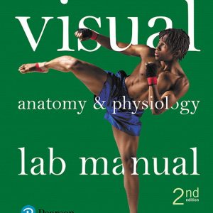 Solution Manual (Complete Download) for Visual Anatomy & Physiology Lab Manual, Cat Version, 2nd Edition By Stephen N. Sarikas,ISBN-139780134547978 Instantly Downloadable Solution Manual