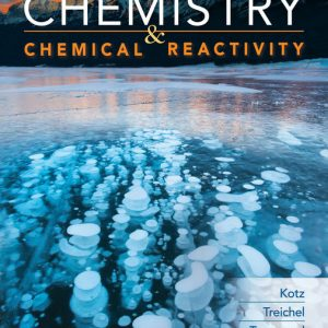 Solution Manual (Downloadable Files) for Chemistry and Chemical Reactivity, 10th Edition By C. Kotz