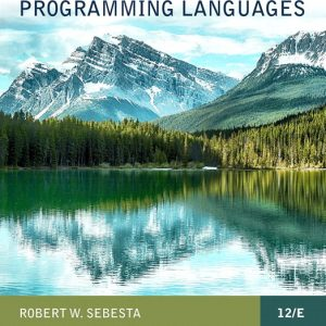 Solution Manual For Pearson eText for Concepts of Programming Languages 12th Edition, By Sebesta