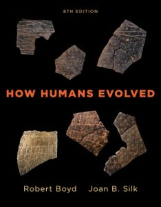 Solution-Manual-for-How-Humans-Evolved-8th-edition-by-Robert-Boyd-ISBN-9780393630152