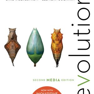 Solution manual (Complete Download) for Evolution 2nd Edition, Media Update by Carl T Bergstrom, Lee Alan Dugatkin ISBN: 9780393691306 Instantly Downloadable Solution Manual