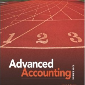 Test Bank (Complete Download) for Advanced Accounting, 13th Edition By Floyd A. Beams,Joseph H. Anthony, Bruce Bettinghaus,Kenneth Smith, ISBN-139780134631684 Instantly Downloadable Test Bank
