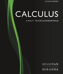 Test Bank (Complete Download) for Calculus Early Transcendentals 2nd Edition ©2019 by Michael Sullivan, Kathleen Miranda,ISBN9781319108267 Instantly Downloadable Test Bank