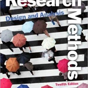 Test Bank (Complete Download) for Research Methods, Design, and Analysis, 12th Edition, Larry B. Christensen, R. Burke Johnson, Lisa A. Turner, ISBN-10: 0205961258 Instantly Downloadable Test Bank