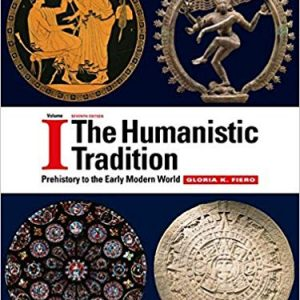 Test Bank (Complete Download) for The Humanistic Tradition Volume 1: Prehistory to the Early Modern World, 7th Edition, by Gloria K. Fiero, ISBN-10: 1259360660 Instantly Downloadable Test Bank