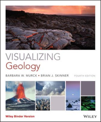 Test Bank (Complete Download) for Visualizing Geology, 4th Edition, Barbara W. Murck, Brian J. Skinner, Dana Mackenzie, ISBN-10: 1118996518 Instantly Downloadable Test Bank