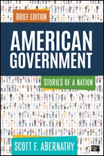 Test Bank (Complete Download) for American Government Stories of a Nation, Brief Edition By Scott F. Abernathy, ISBN: 9781544307367, ISBN: 9781544325378, ISBN: 9781544322506 Instantly Downloadable Test Bank