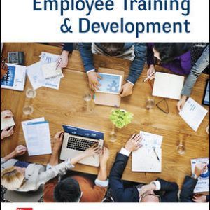 Solution Manual (Complete Download) For Employee Training & Development 8th Edition By Raymond Noe, ISBN 10: 1260043746 Instantly Downloadable Solution Manual