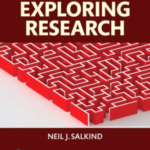Test Bank (Complete Download) for Exploring Research, Books a la Carte 9th Edition By Neil J. Salkind, ISBN-13:9780134416588, ISBN-13:9780134238418 Instantly Downloadable Test Bank
