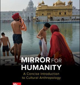 Test Bank (Complete Download) For MIRROR HUMANITY: CONCISE INTRO CULTURAL ANTHRO 12th Edition By Conrad Kottak, ISBN 10: 1260071421 Instantly Downloadable Test Bank
