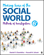 Test Bank (Complete Download) For Making Sense of the Social World Methods of Investigation 6th Edition By Daniel F. Chambliss, Russell K. Schutt, ISBN: 9781544324098 Instantly Downloadable Test Bank