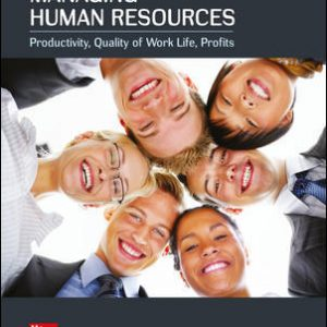 Solution Manual (Complete Download) For Managing Human Resources 11th Edition By Wayne Cascio, ISBN 10: 1259911926 Instantly Downloadable Solution Manual