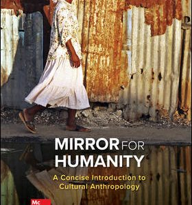 Test Bank (Complete Download) For Mirror for Humanity: A Concise Introduction to Cultural Anthropology 11th Edition By Conrad Kottak, ISBN 10: 125981842X Instantly Downloadable Test Bank