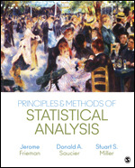 Test Bank (Complete Download) for Principles & Methods of Statistical Analysis By Jerome Frieman, Donald A. Saucier, Stuart S. Miller, ISBN: 9781483358598 Instantly Downloadable Test Bank