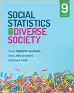 Test Bank (Complete Download) for Social Statistics for a Diverse Society 9th Edition By Chava Frankfort-Nachmias, Anna Leon-Guerrero, Georgiann Davis, ISBN: 9781544339733 Instantly Downloadable Test Bank