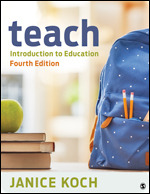 Test Bank (Complete Download) for Teach Introduction to Education 4th Edition By Janice Koch, ISBN: 9781544342573 Instantly Downloadable Test Bank
