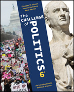 Test Bank (Complete Download) for The Challenge of Politics An Introduction to Political Science 6th Edition By Douglas W. Simon, Joseph Romance, Neal Riemer, ISBN: 9781544305967 Instantly Downloadable Test Bank