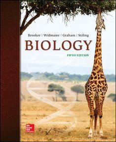 Test Bank (Complete Download) For Biology 5th Edition by Brooker ISBN: 9781259592416 Instantly Downloadable Test Bank