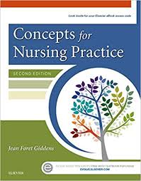 Test Bank (Complete Download) For Concepts for Nursing Practice 2nd Edition by Giddens ISBN: 9780323374736 Instantly Downloadable Test Bank