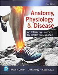 Test Bank (Complete Download) For Anatomy Physiology And Disease 3rd Edition by Colbert ISBN: 9780134876368 Instantly Downloadable Test Bank