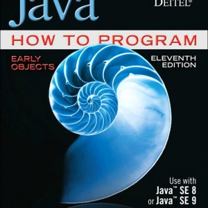 Test Bank For Java How to Program, Early Objects 11th Edition By Deitel