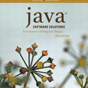 Test Bank For Java Software Solutions 9th Edition By Lewis