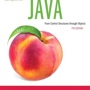 Test Bank For Starting Out with Java: From Control Structures through Objects Plus MyLab Programming with Pearson eText 7th Edition By Gaddis